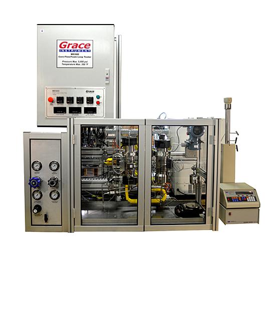 M9300 Foam Loop and Core Flow Tester
