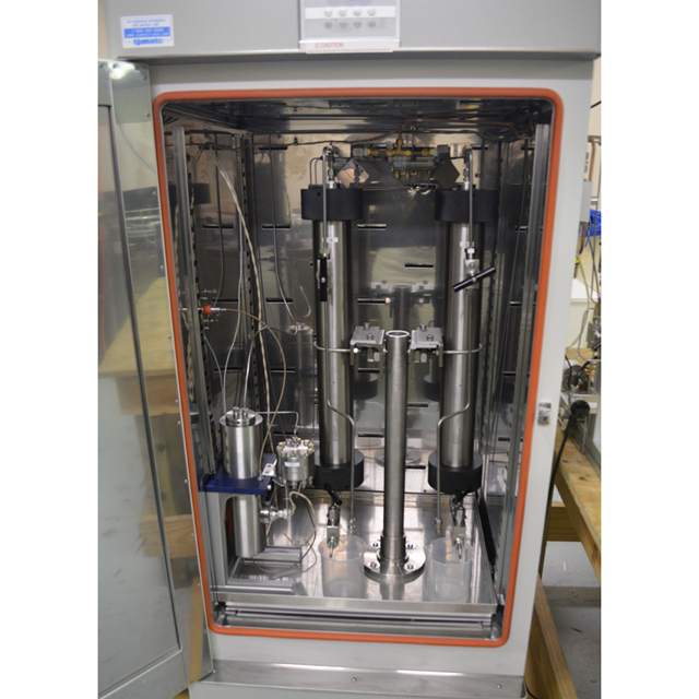 M9710 Flow Assurance System Oven Door Open